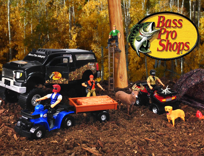 Toys From Cabela S : Tree house kids bass pro shops