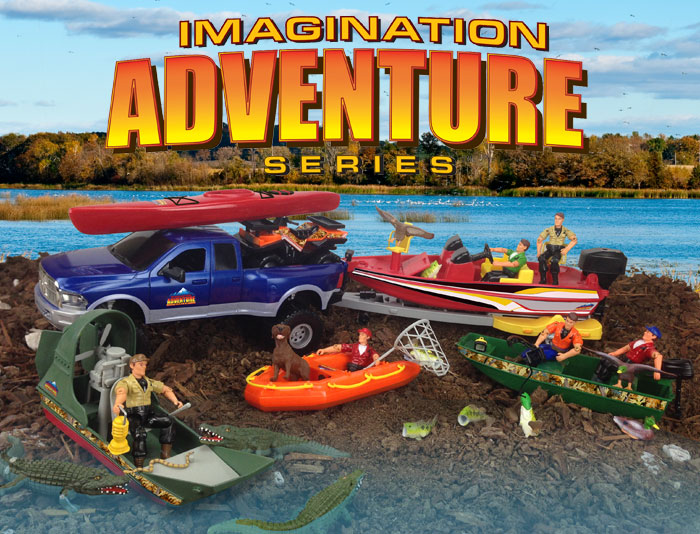 Toys From Cabela S : Tree house kids imagination adventure series