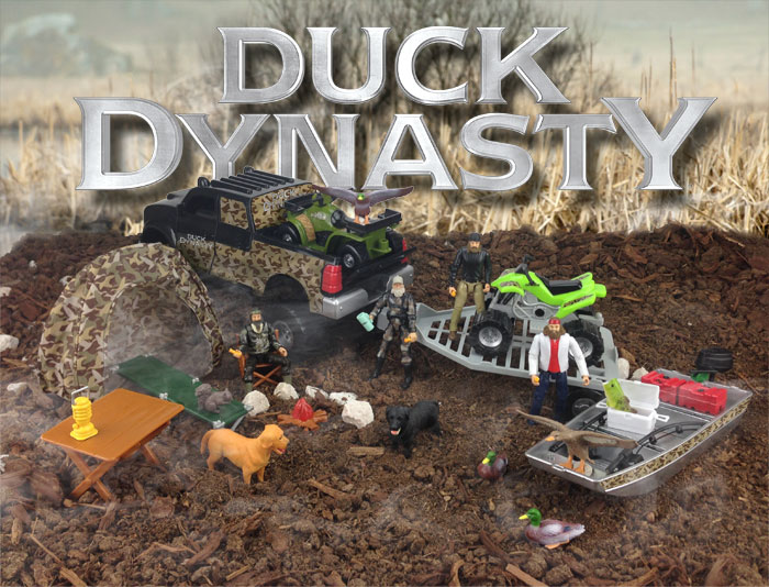 Duck Dynasty Toys For Kids